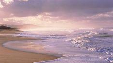 Ocean Foam Beach