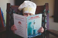 Great Children's Books for Nurturing Little Foodies