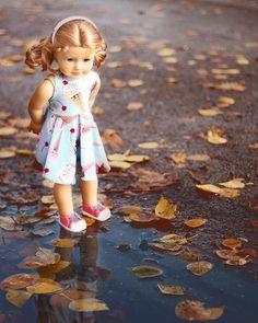 Maggie in @littlegloriana by 5hensandacockatiel - American girl doll #21