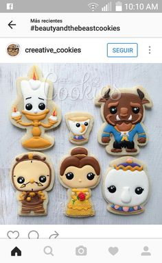44 Ideas Cupcakes Disney Princess Sugar Cookies For 2019 Fancy Cookies, Iced Cookies, Cute Cookies, Royal Icing Cookies, Cookies Et Biscuits, Cupcake Cookies, Sugar Cookies, Birthday Cookies, Zebra Cookies