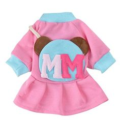 Pet Dog Cat Clothing,Efaster(tm) Dog Cat Bow Tutu Dress Skirt Pet Puppy Dog Princess Costume Apparel >>> Check out the image by visiting the link. (This is an affiliate link and I receive a commission for the sales) Small Dog Clothes, Pet Clothes, Cat Clothing, Chihuahua Costumes, Pet Dogs, Pet Puppy, Dog Cat, Dog Accesories, Dog Dresses