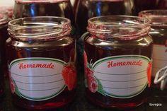 tovepia: Ripsgele Mason Jars, Homemade, Mugs, Tableware, Glass, Dinnerware, Drinkware, Tumblers, Dishes