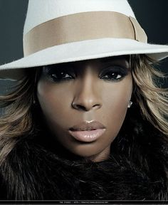 Mary J. Blige... she's my absolute FAV!