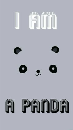 Cute Panda Wallpaper, Cute Pokemon Wallpaper, Bear Wallpaper, Cool Wallpaper, We Bare Bears Wallpapers, Panda Wallpapers, Cute Cartoon Wallpapers, Phone Wallpapers, Panda Themed Party