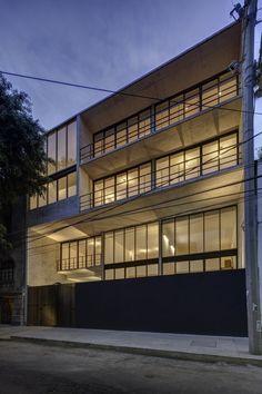 259 Best Habitable Space images | Building facade, Building