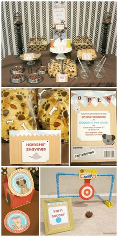 Pet Shop Themed Birthday Party #KidsParties