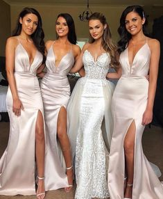 Custom Made Great Mermaid Bridesmaid Dresses Alluring Halter Side Slit Mermaid Long Bridesmaid Dresses,Affordable Bridesmaid Dresses Online Backless Bridesmaid Dress, Mermaid Bridesmaid Dresses, Affordable Bridesmaid Dresses, Bridesmaid Dresses Online, Mermaid Dresses, Wedding Bridesmaids, Bridesmaid Outfit, Beautiful Bridesmaid Dresses, Bridesmaids With Different Dresses