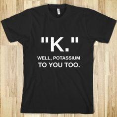 """@Jon Smith Koepke -- my response to the text """"k""""."""