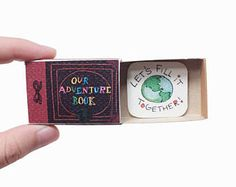 """Funny Anniversary Card/ Love Card/ Romantic Love Card/ Gift for Him, Gift for Her/ """"Our advanture book, Let's fill it together"""" Card/LV097"""