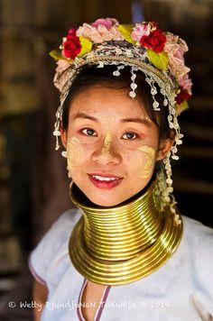 Karen Long Neck Tribe, Thailand