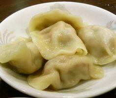 中国のお婆ちゃん直伝手作り水餃子
