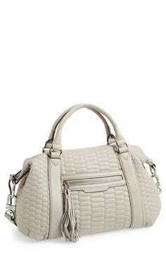 Aimee Kestenberg 'Caleb' Convertible Leather Satchel available at #Nordstrom