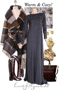 """Winter 2013"" by beautifullymodest1 ❤ liked on Polyvore...wonderful website..."