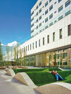 Randall Children's Hospital by LZF as Manufacturers
