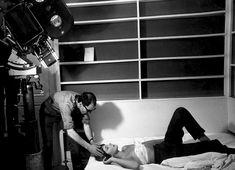 jean-luc godard directs macha meril in une femme mariée Macha Meril, Aperture Magazine, French New Wave, Jean Luc Godard, World Literature, Film Studies, The New Wave, French Actress, French Photographers