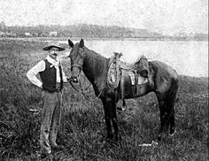 30f220ca99b49 The Florida Cracker Horse -- Figure 4. A late 19th century Florida cow  hunter and his horse.