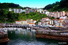 Elantxobe (Basque Country).