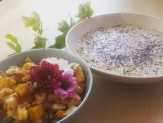 - Powered by Acai Bowl, Breakfast, Food, Acai Berry Bowl, Morning Coffee, Meals, Yemek, Eten