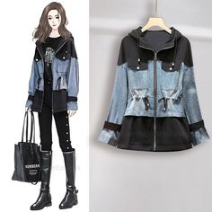 Kpop Fashion Outfits, Girls Fashion Clothes, Ulzzang Fashion, Korean Outfits, Mode Outfits, Korean Fashion, Fashion Drawing Dresses, Fashion Illustration Dresses, Cute Casual Outfits
