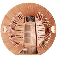 5 Responsive Web Design Trends That Will Change The Way You Operate Interior Garden, Interior And Exterior, Interior Design, Indoor Sauna, Traditional Saunas, Sweat Lodge, Sauna Design, Hot Tub Garden, Web Design Trends