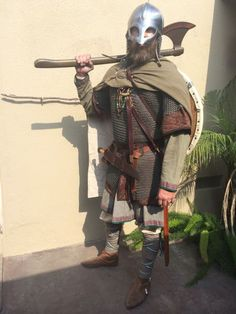 "Historical Viking Kit ""Petee The Mad Viking"""
