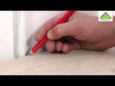 ▶ Come posare un pavimento laminato - Leroy Merlin - YouTube