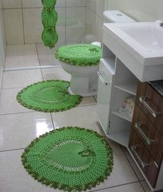 BATHROOM ACCESSORIES.