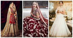 Top 15 Wedding Lehengas worn by Real Brides in Pastel Pink, Lilac, Pvc Corset, Pink Lehenga, Wedding Function, Sabyasachi, Photo Diary, Bride Look