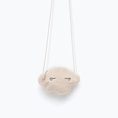 Image 1 of FURRY CLOUD BAG from Zara