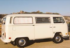 Our beautiful 1972 VW camper, Jules.. Available to hire with a suited and booted chauffeur.. Xx