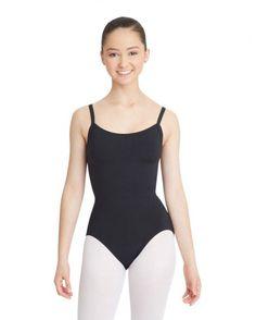 d52659c9508f Danzcue Child Ballet Cotton Camisole Leotard