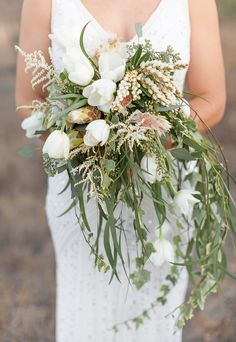 Rustic outdoor holiday wedding inspiration   Photo by Katie Beverley Photo   Read more - http://www.100layercake.com/blog/?p=83263