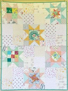 Me + Low Volumes = LOVE – Little Miss Sawtooth Quilt #2 ( quilt reveal )