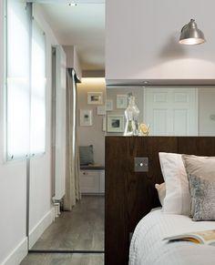 ideas bedroom wardrobe design mirror for 2019 Wood Interior Design, Residential Interior Design, Modern Bedroom Design, Interior Architecture, Furniture Design, Bed Headboard Wood, Tranquil Bedroom, Bedroom Wardrobe, Wardrobe Design