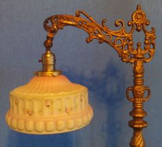 Floor Lamp Antique Lamps