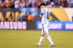 Terra arrasada: Messi se despede em rixa com AFA e dá início a debandada #globoesporte