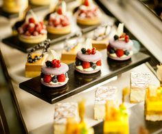 Pâtisserie at The Chedi Muscat | Grégory Legros