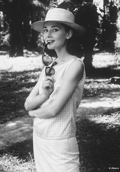 Audrey Hepburn beautiful lady of all the time