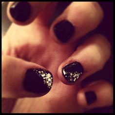 My festive nails :)