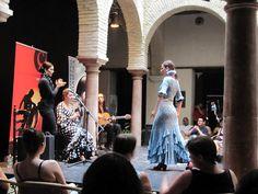 #Flamenco shows at #Seville Flamenco Museum
