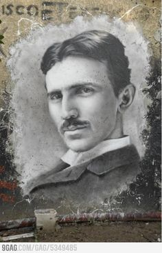 """""""If you want to find the secrets of the Universe, think in terms of Energy, Frequency and Vibration."""" Nikola Tesla"""