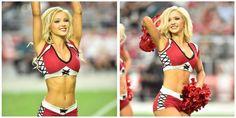 """AZCardinals Cheer on Twitter: """"#AZCardinals Cheerleader Spotlight ..."""