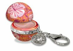 Twist and Pout Layla Gemclip with SPF-20 Shimmer Balm, Citrus, 1.4 Ounce by Twist and Pout. $11.50. SPF20  broad spectrum UVA and UVB protection. Neutral pink shimmer gives a touch of color, works with any skin tone. Attaches to handbags or backpacks as a must have fashion accessory. Inspired by basket weave handbags, cherry pie and kicky little sun dresses, these T and P picks are sure to do the trick for fast fashion updates on the quick. SPF20 broad spectrum UVA ...