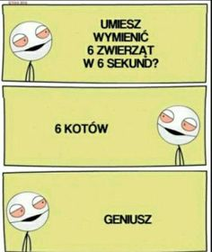 Tytuł mówi sam za siebie XD #9 w losowo - 16.12.2017 100 k - 15.12.2… #losowo # Losowo # amreading # books # wattpad Very Funny Memes, Wtf Funny, Polish Memes, Funny Mems, Dead Memes, Life Humor, Good Mood, Funny Photos, Funny Animals