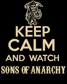 Sons of anarchy!!
