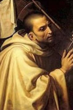 St Bernard of Clairvaux. One of the coolest men ever. Revised the Cistercians and wrote so many down to earth writings about The Lord and Mary. Doctor of the Church!