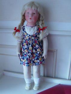 alte Käthe Kruse-Puppe   eBay