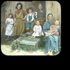 Mountain Family, ca. 1900-1915 - Kentucky Digital Library
