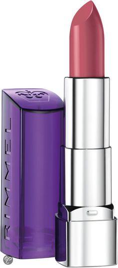 Rimmel Moisture Renew Lipstick met spf 20. Mijn favoriet!