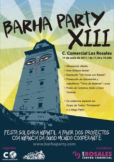 Barha Party en Los Rosales. 2011.